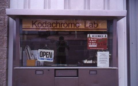 - Kodachrome Drive-Thru Window -
