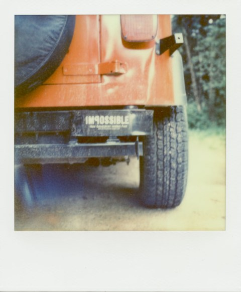 Representin' - Impossible Project PX-70 COOL