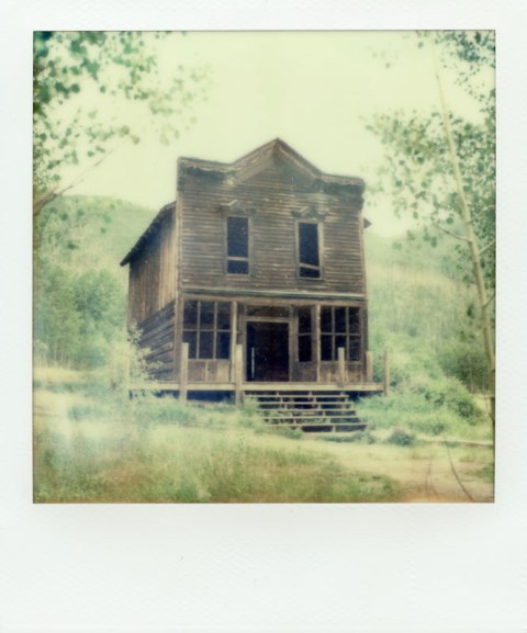 Ashcroft Hotel - Impossible Project PX-70 COOL