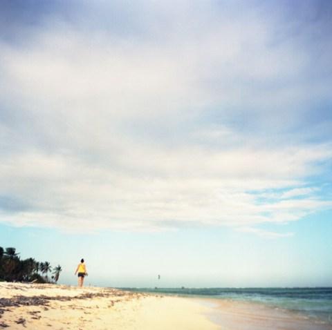 Punta Cana, DM - Mamiya C330S - 55mm f/4.5 - Ektar 100