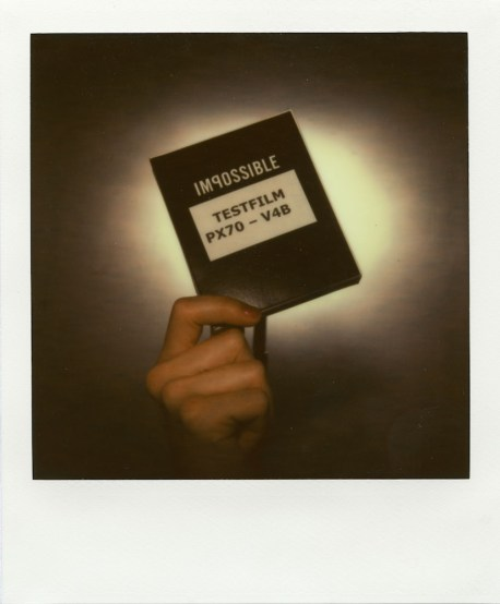 Impossible Project PX-70 V4B