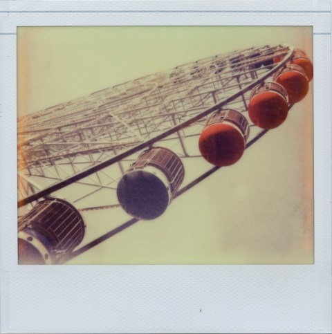 Polaroid Spectra - Impossible Project PZ-680 Old Generation