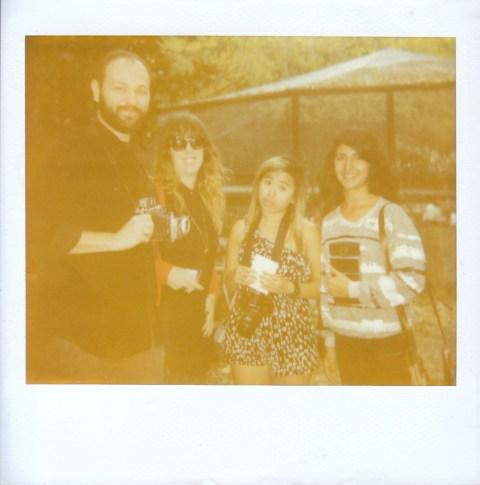 Polaroid Spectra - Polaroid Softtone Film