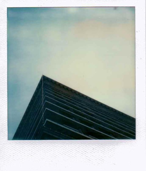 Photo: Amanda Potter - Polaroid SX-70 - Impossible Project PX-70 CP
