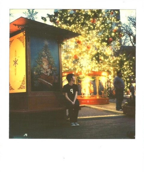 Photo: Elaine Rios Polaroid SX-70 - Impossible Project PX-70 CP