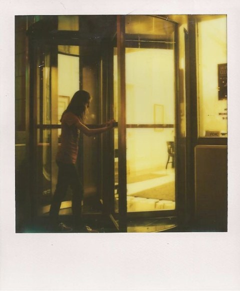 Photo: Elaine Rios Polaroid SX-70 - Impossible Project PX-70 CP