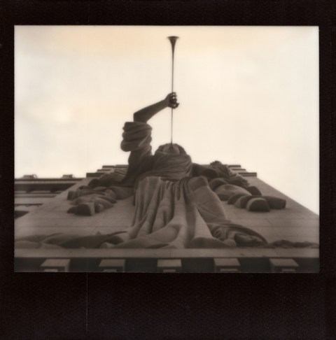 Photo: Troy Bradford - Polaroid Spectra - PZ600 Black Frame