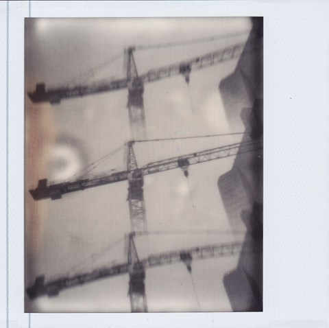 Photo: Annie Donovan - Polaroid Spectra - Impossible Project PZ600