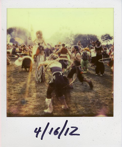 Photo: John Morrison - Polaroid One Step - Impossible Project PX-680 COOL