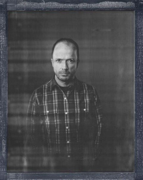 Impossible Project 8x10 PQ - Burke & James Grover