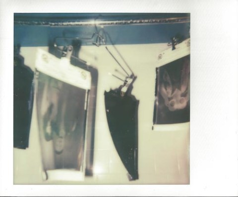 Photo: Adriana Salazar - Impossible Project PX-70 CP