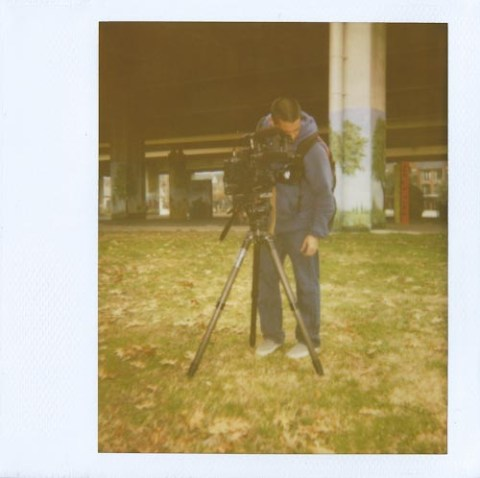 Photo: Tyler Tyndell - Polaroid Spectra SE -1200 Cinema