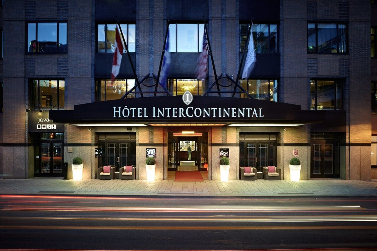 Store Exterieur Orleans Intercontinental Hotels Now Offers Free Audible Audiobooks