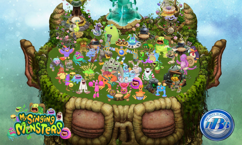 My Singing Monsters to Invade eBook Scene as Part of Deal With Egmont UK