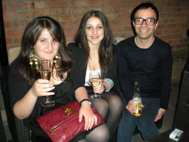 armenian friends