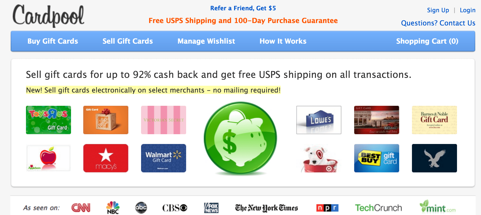 Cash Pool Pro 7 Things You Can Do With Unwanted Gift Cards Good