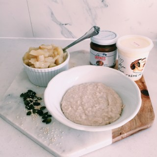 Porridge bowls by GoodFoodWeek