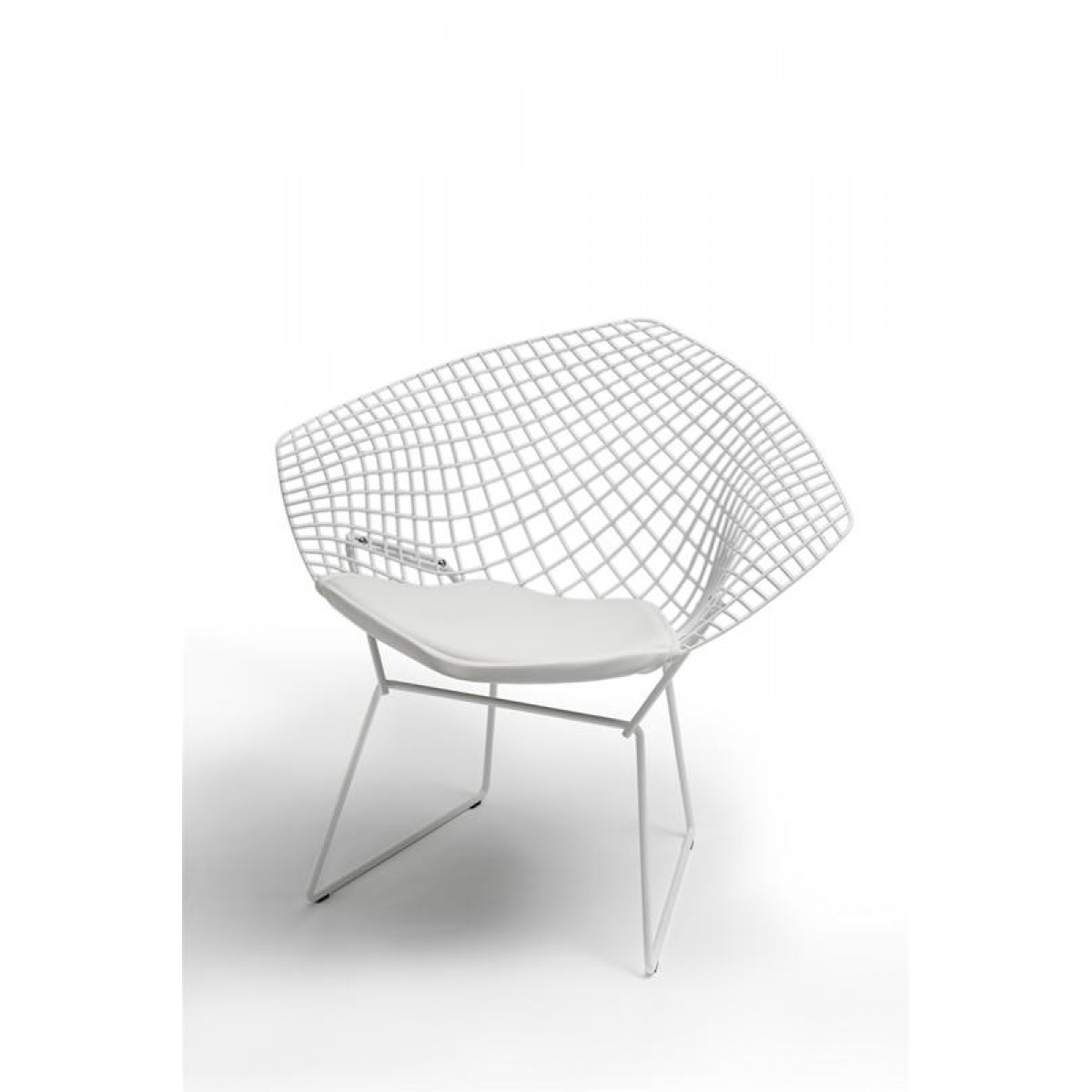 Lounge-sessel Outdoor Fähig Nylon Styropor Knoll International Bertoia Diamond Sessel Outdoor Von
