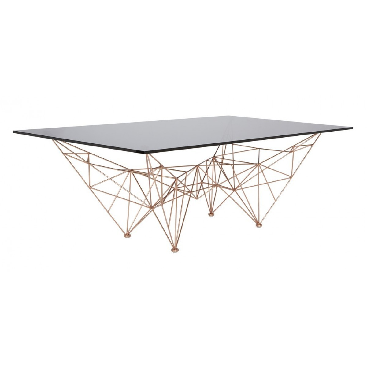 Tom Dixon Couchtisch Tom Dixon Pylon Coffee Table Tisch Couchtisch