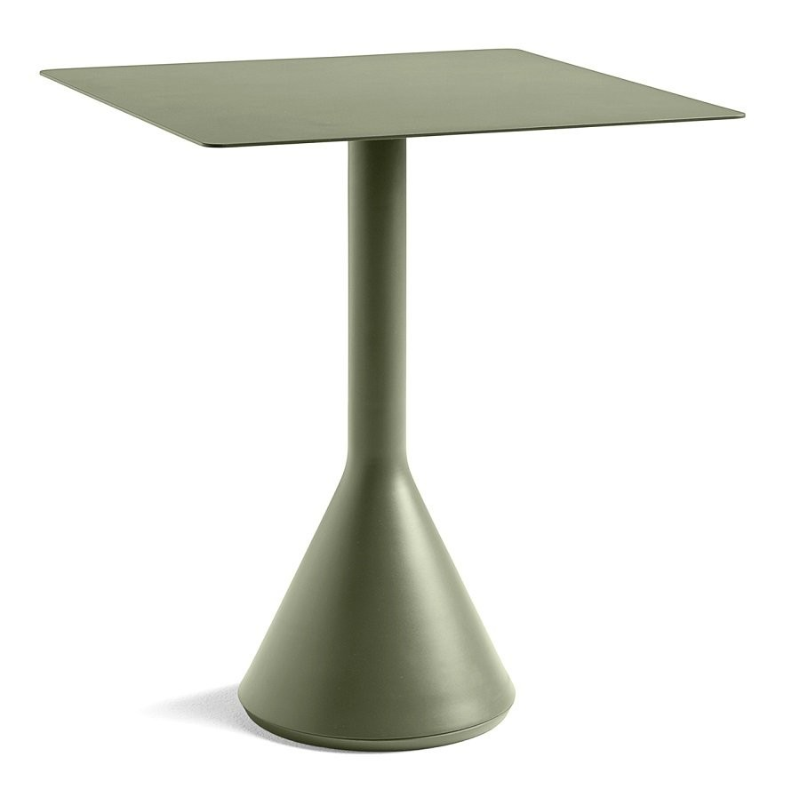 Hay Design Couchtisch Hay Palissade Cone Table Square Tabletop