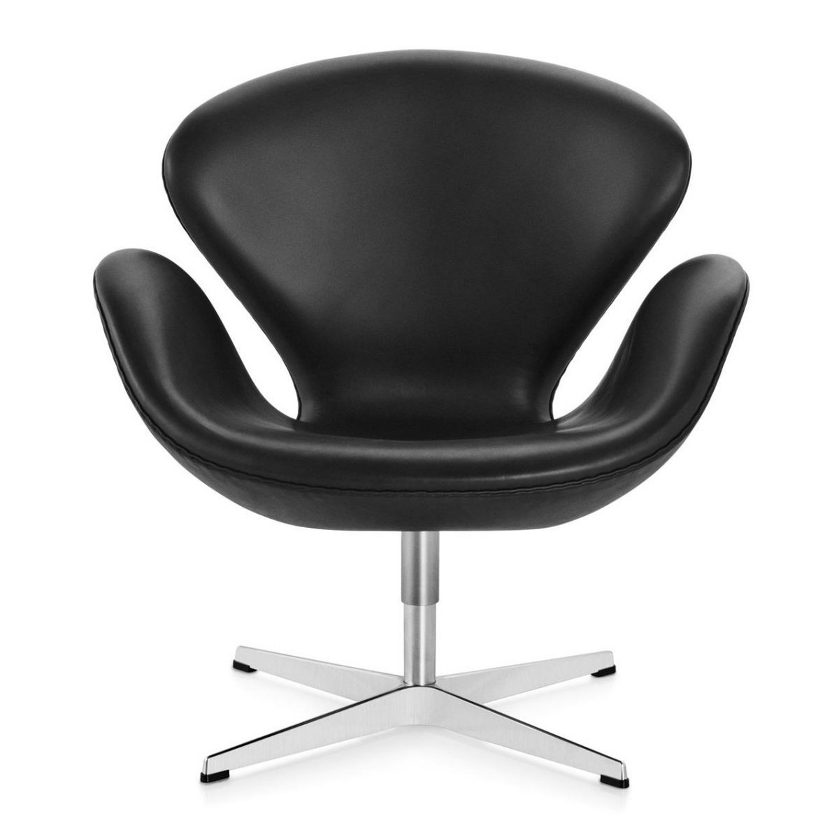 Chair Sessel Fritz Hansen Swan Chair Sessel Leder