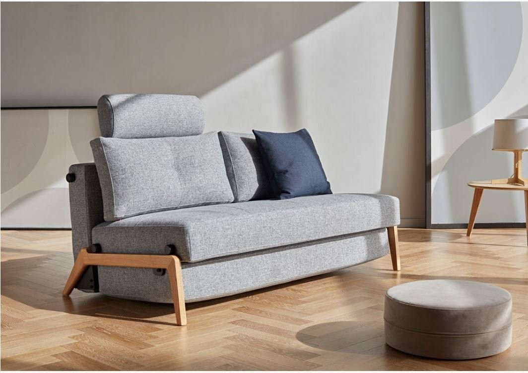 Innovation Cubed 140 Wood 02 Schlafsofa Von Goodform Ch