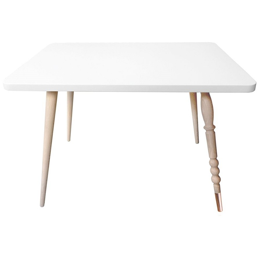 Table Basse Tres Basse Jungle By Jungle Table Basse Enfant Rectangle My Lovely Ballerine Ht 47 Cm Hêtre