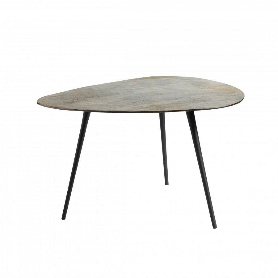Muubs Coffee Table Hitch Organic Round Von Goodform Ch