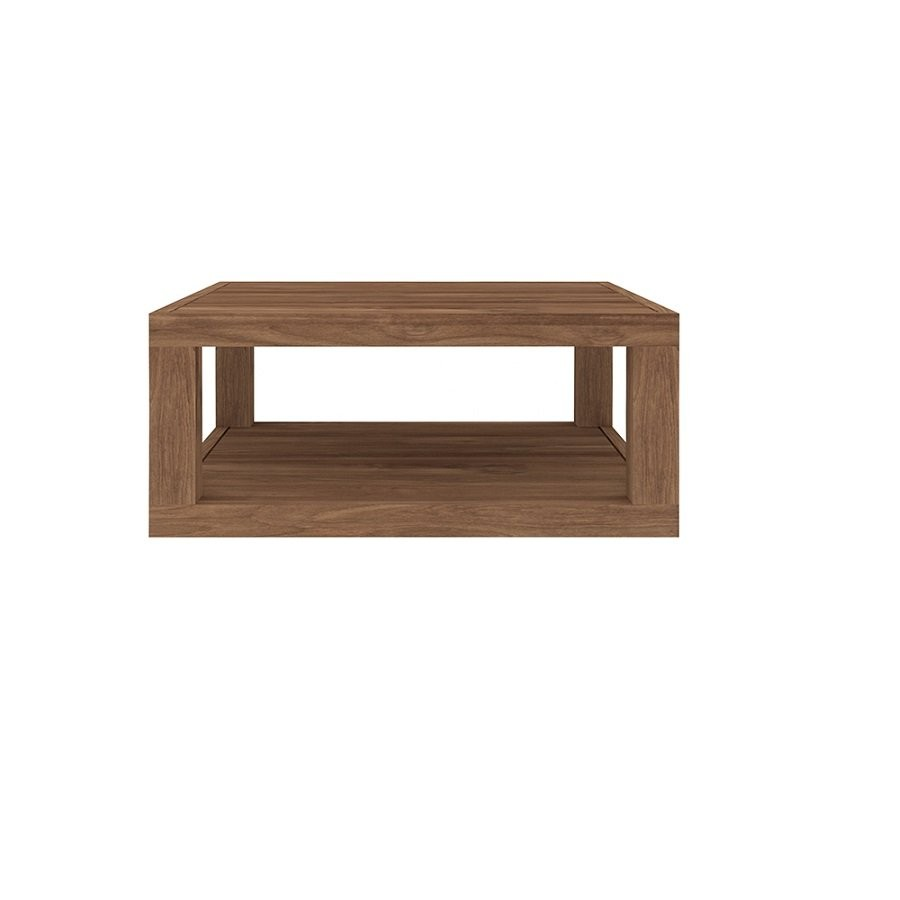 Ethnicraft Teak Couchtisch Ethnicraft Teak Duplex Coffee Table