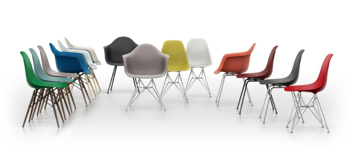 Vitra Chair Eames Vitra Dsw Eames Plastic Side Chair