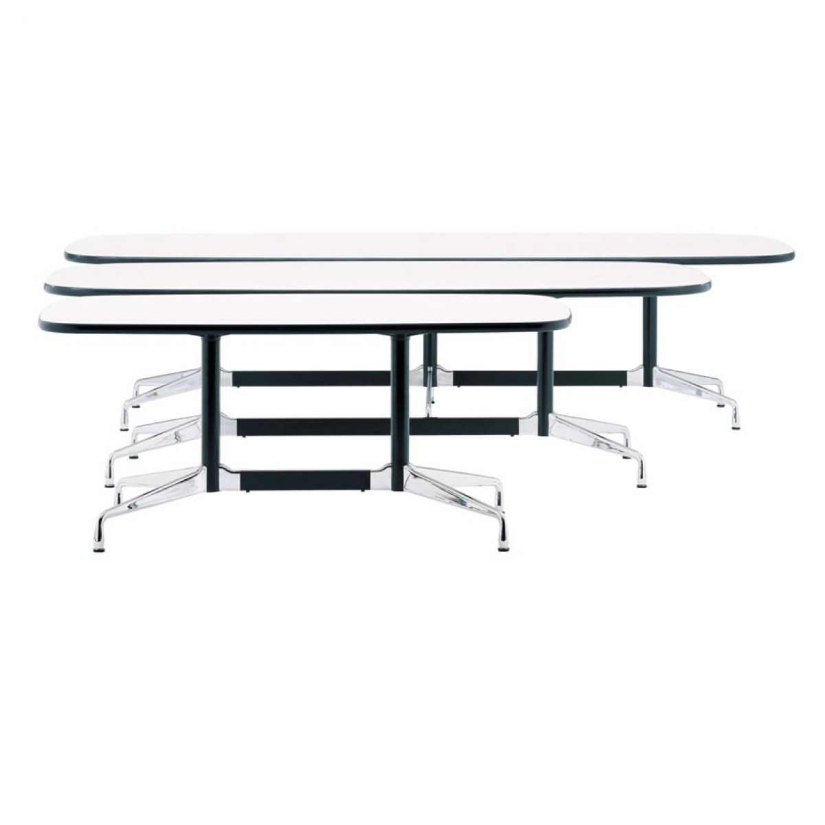 Eames Vitra Table Vitra Eames Table Segmented Table Von Goodform Ch