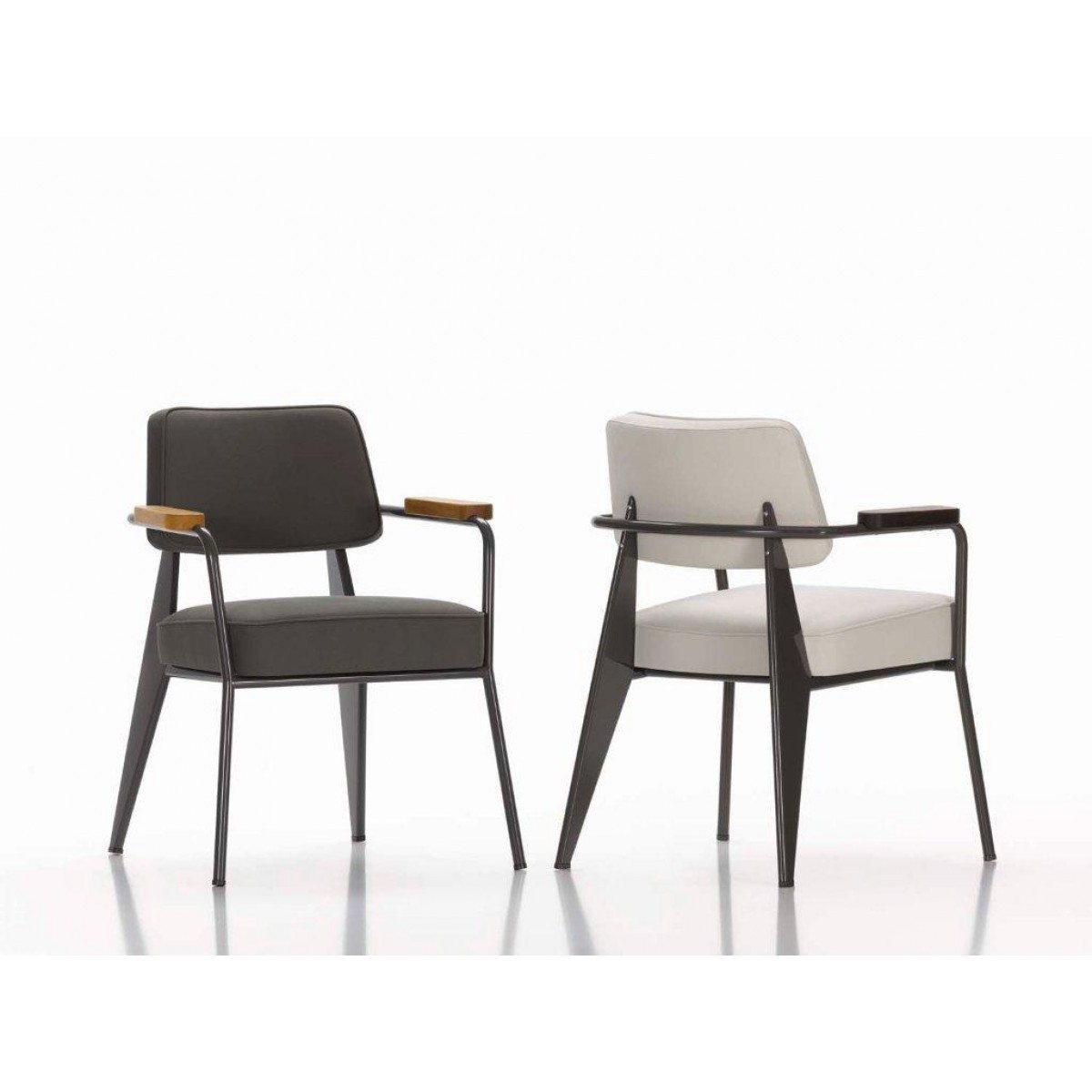 Vitra Design Sessel Vitra Fauteuil Direction Sessel