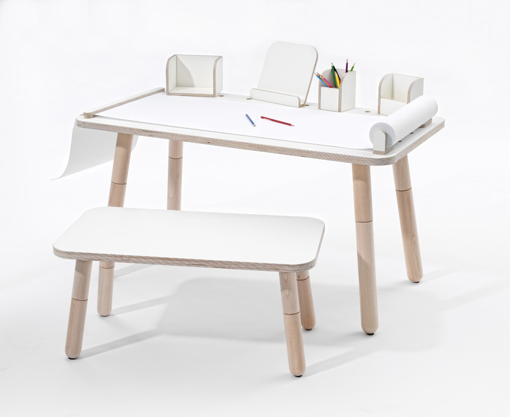 Mülleimer Küche Design Pure Position Growing Table | Von Goodform.ch