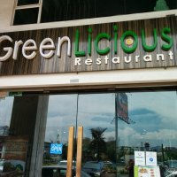 Lunch at Greenlicious @ 10 Boulevard PJ (Bkt Tinggi series pt 2)