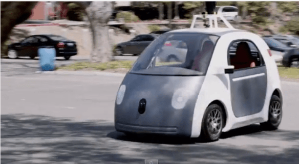 The Google Self Driving Car
