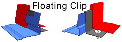 Classic Seam Clip Display