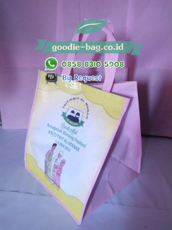goodiy bag madrasah murah