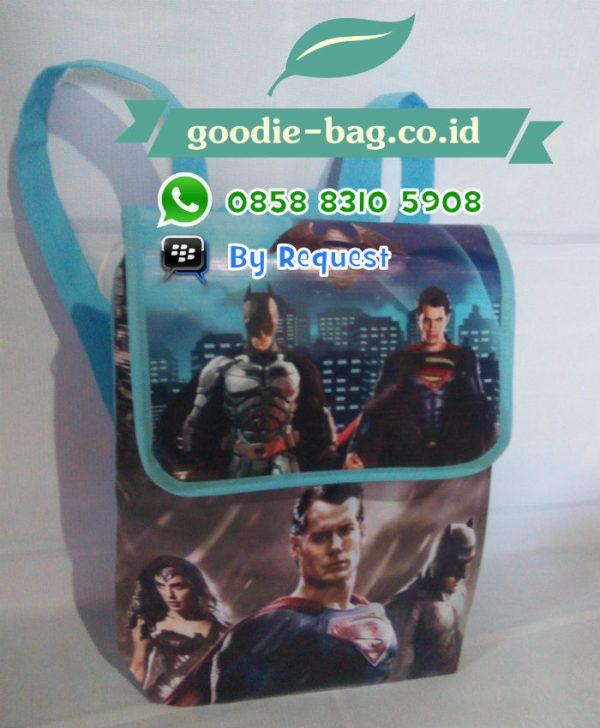 Tas Ulang TAhun anak Batman Vs Superman