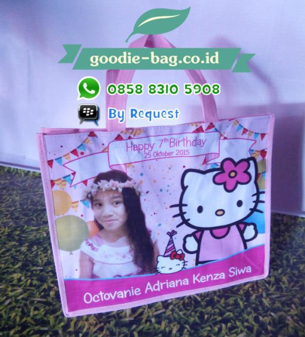 Tas Souvenir Hello Kitty Murah Jakarta
