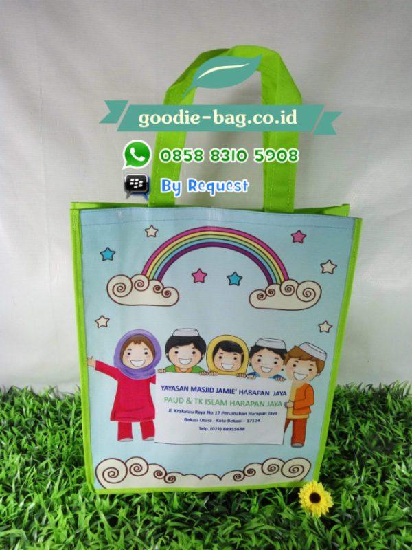 contoh promosi tas sekolah