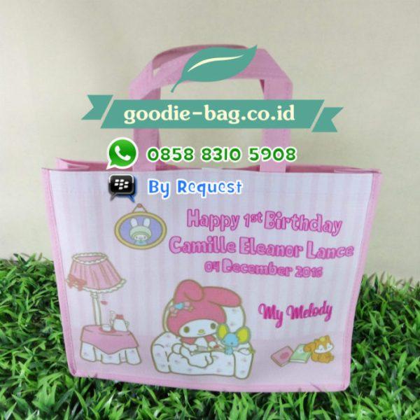 Goodie bag Ultah Murah My Melody Jakarta