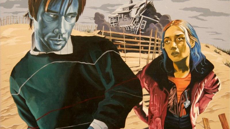 ARTWORK: Eternal Sunshine Of The Spotless Mind