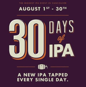 30 Days of IPA