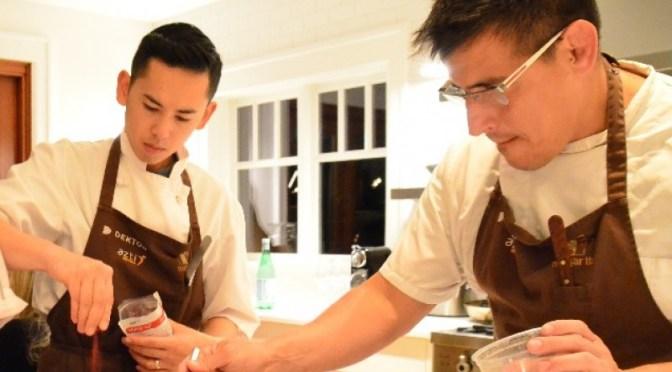 Bullipedia Fundraiser with Chefs Jefferson Alvarez and Chanthy Yen