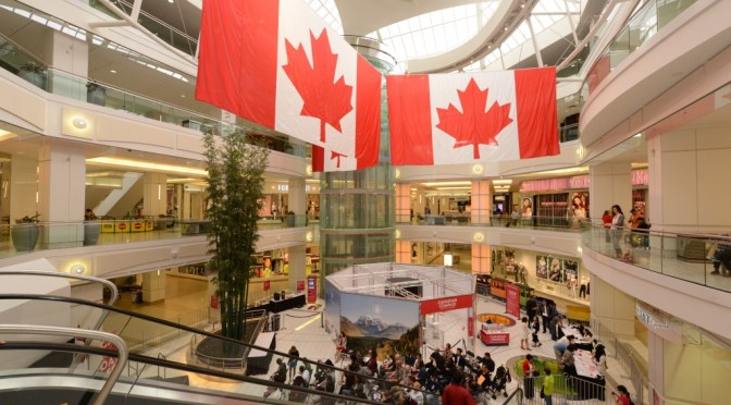 Metropolis at Metrotown Launches Virtual Reality 360 degrees Exhibit to Celebrate Canada's 150th