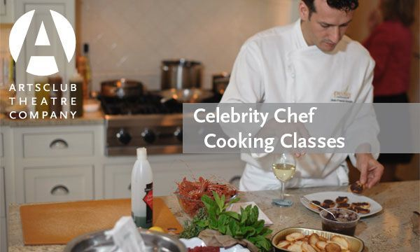 Celebrity Chef Series @ the Adrienne Arsht Center ...