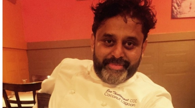 Chef Joe Thottungal Coconut Lagoon Ottawa Heads to the Canadian Culinary Championships