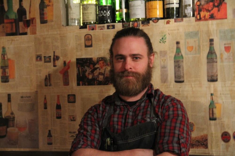 Chef Mike Robins