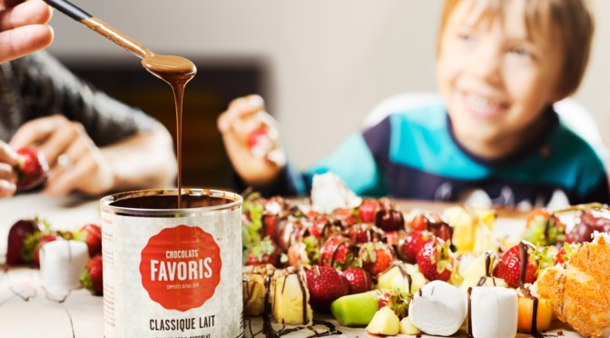 CONTEST CLOSED #Giveaway Chocolate-Filled Basket from Chocolats Favoris