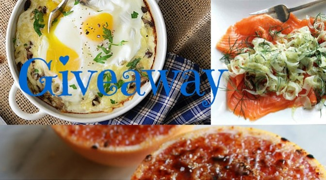 CONTEST CLOSED Fraser Valley Food Show #Giveaway Brunch For 4!